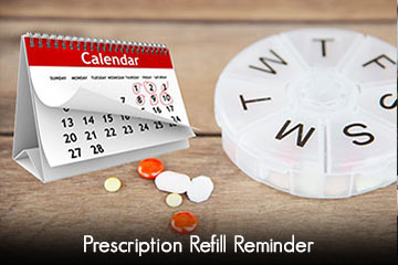 Prescription Refill Reminder